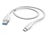 Hama Charging/Data Cable,1.5 m, white (178397)