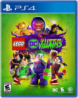 Sony PS4 LEGO DC Super Villains