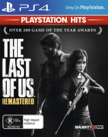Sony PS4 The Last of US (PS719422273)