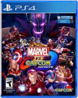 Sony PS4 Marvel vs Capcom.Infinite