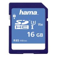 Hama SDHC 16GB UHS Speed Class 3