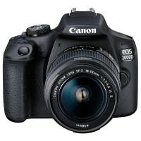Canon EOS 2000D BK 18-55 IS II (2728C008AA)
